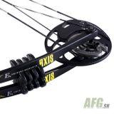 Luk kladkový Ek-Archery AXIS 30-70 Lbs čierny