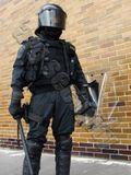 Protiúderový policajný štít ASUD-60-100
