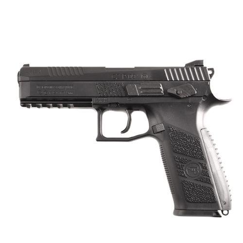 Airsoft pištoľ CZ P-09 Duty CO2, kal. 4,5 mm