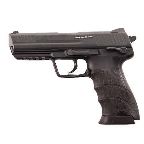 Airsoft pištoľ Heckler&Koch 45 AG CO2