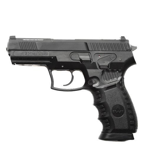 Vzduchová pištoľ IWI Jericho B AGCO2