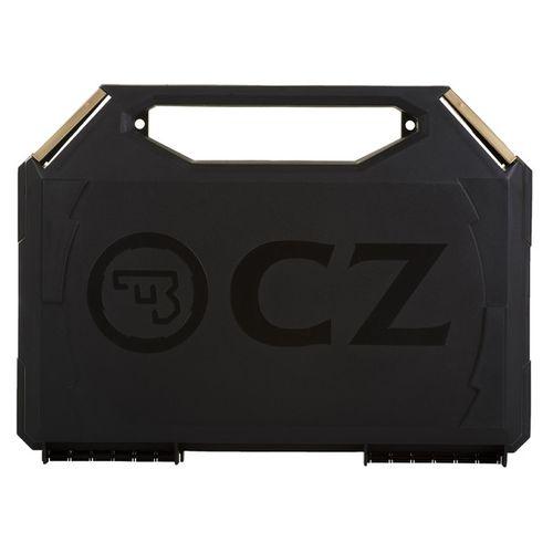 Kufor dlhú zbraň Scorpion EVO 3 s logom CZ