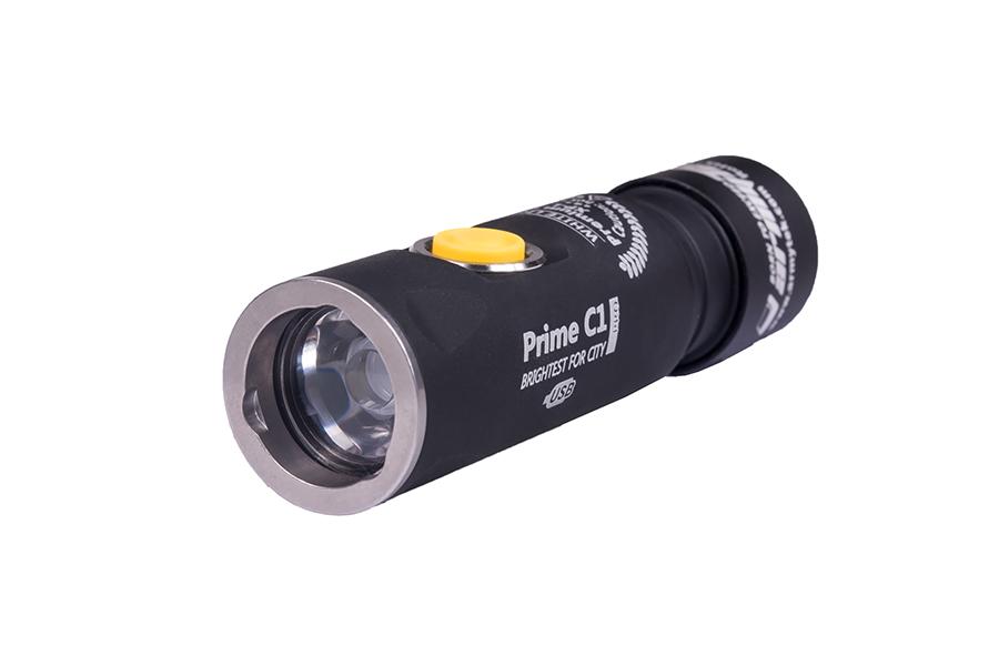 Led baterka ArmyTek Prime C1 PRO XP-L Magnet USB