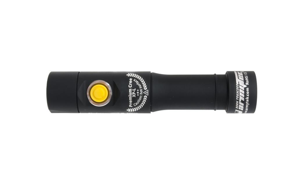 Led baterka ArmyTek Prime C2 XP-L Magnet USB