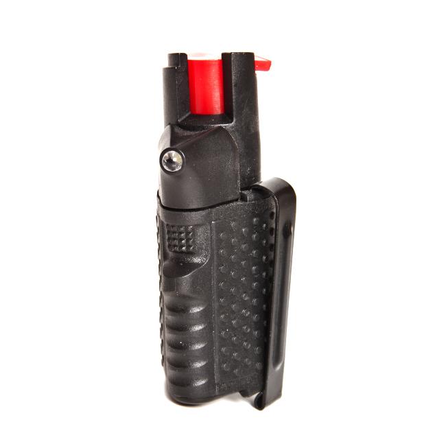 ESP obranný sprej OC HURRICAN so svetlom 15 ml SFL-02C + klip