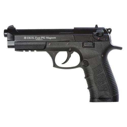Plynová pištoľ Ekol Firat P92 black, kal.9 mm