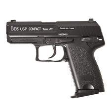 Airsoft pištoľ Heckler&Koch USP Compact GAS