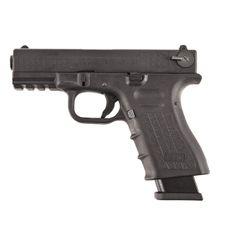 Airsoft pištoľ M22 CO BB 6 mm, čierna