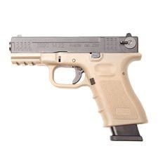 Airsoft pištoľ M22 CO BB 6 mm, maskovacia