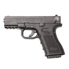 Airsoft pištoľ M22 Gas BB 6 mm, čierna