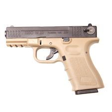 Airsoft pištoľ M22 Gas BB 6 mm, maskovacia