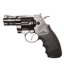 "Airsoft revolver CO2 Legends 357 2,5"" čierny"