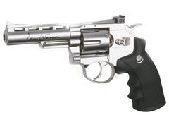 "Airsoft revolver Dan Wesson 4"" CO2, 6 mm BB"