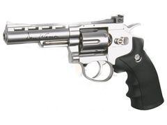 "Airsoft revolver Dan Wesson 4"" CO2, 6 mm BB"