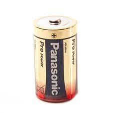 Batéria Panasonic LR20 1,5 V Alkaline, 1 ks