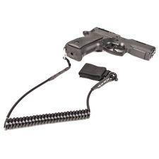 Bezpečnostná poistka proti vytrhnutiu zbrane