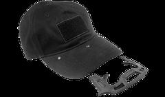 Čapica Gotcha s obranným prvkom čierna