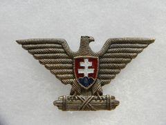 Čapicový odznak orlice