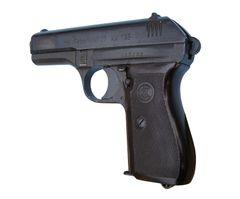 Expanzná pištoľ CZ 27 kal.7,65 Blank