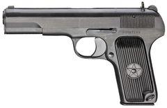 Expanzná pištoľ Norinco T54 kal.7,62x25 mm