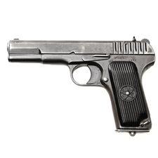 Expanzná pištoľ TT-30 Tokarev kal. 7,62x25 Blank