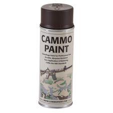Kamuflážna farba Cammo paint hnedá 400 ml
