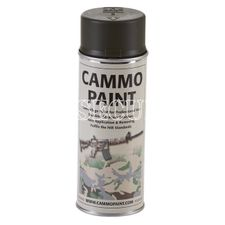 Kamuflážna farba Cammo paint olivová 400 ml