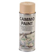 Kamuflážna farba Cammo paint piesková 400 ml