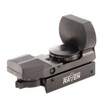 Kolimátor Raven Open PointSight Red/Green