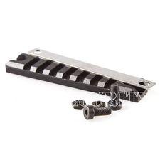 Montážna lišta 22 mm, dĺžka 155 mm