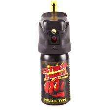 Obranné spreje CR Extrem Power so svetlom 40 ml