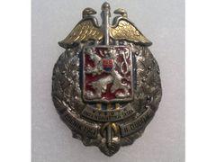 Odznak Intendantskej vysokej školy 1947