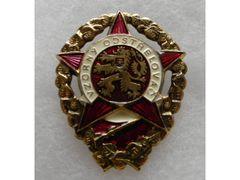 Odznak vzorný ostrelovač