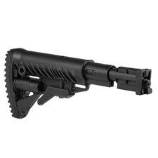 Pažba pevná pre SA 58 typ M16 s absorbérom polymerová, čierna SBT-V58 FK