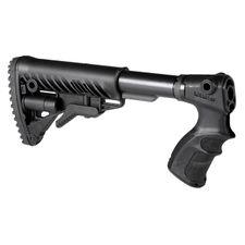 Pažba pevná teleskopická bez absorberu a s pištoľovou rukoväťou pre Remington AGR 870 FK