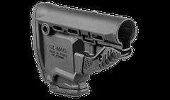 Pažba samostatná GL-MAG pre M4/M16/AR15 čierna s 10 ranovým zásobníkom