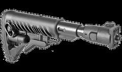 Pažba sklopná pre SA-58 typ M16 s polymérovým kĺbom M4-VZPSB