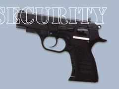 Pištoľ Defender kal. 45 ACP 93 mm, čierny