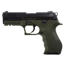 Plynová pištoľ Carrera GT 50, kal. 9 mm zelená