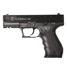 Plynová pištoľ Carrera GT 60, kal. 9 mm lesklá čierna