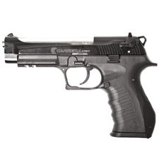Plynová pištoľ Carrera GTR 77, kal. 9 mm lesklá čierna