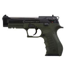 Plynová pištoľ Carrera GTR 77, kal. 9 mm zelená