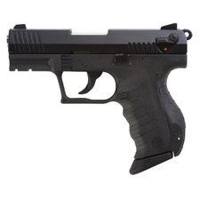 Plynová pištoľ Carrera RS 34, kal. 9 mm čierna