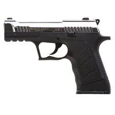 Plynová pištoľ Ekol Alp 2 kal. 9 mm lesklý chróm