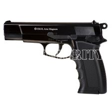 Plynová pištoľ Ekol Aras Magnum, čierny kal. 9 mm