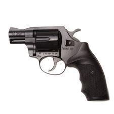 Plynový revolver ALFA 020 čierny, plast, kal.9mm R Knall