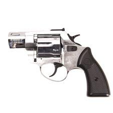 """Plynový revolver Atak Zoraki R2 2"""" chróm, kal.9 mm"""