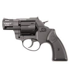 """Plynový revolver Atak Zoraki R2 2"""" čierny, kal.9mm"""
