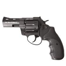 """Plynový revolver Atak Zoraki R2 3"""" čierny, kal.9mm"""