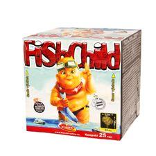 Pyrotechnika Fishchild 25 rán